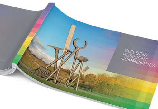 design for the coalfields regeneration trust